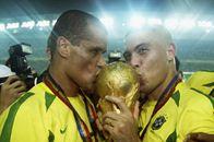 巴西五冠回顾