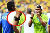 巴西队长名表价值400万