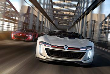 拉近虚拟与现实的距离 梦幻跑车为GT而生