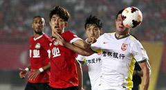 冯仁亮失必进球 建业0-0亚泰陷降级区