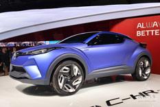 丰田C-HR概念车