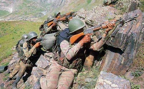 印巴冲突_印巴冲突才结束2天,克什米尔又发生激战,这次印度死伤
