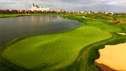 上海美兰湖高尔夫球俱乐部