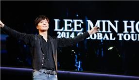李敏镐世界巡演图片