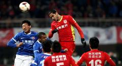 埃韦顿姜嘉俊破门 申鑫2-0亚泰提前保级