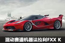 混动赛道机器法拉利FXX