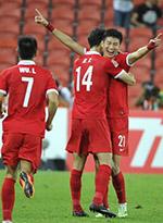 沙特 0-1 中国