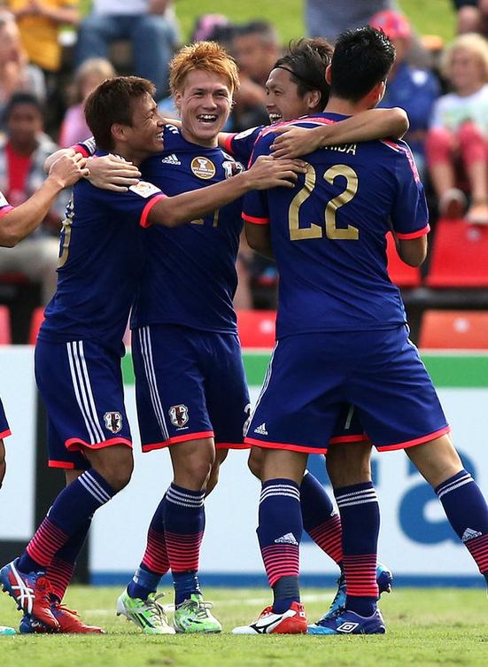日本4-0巴勒斯坦