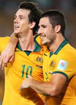 阿曼0-4澳大利亚
