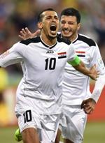 伊拉克2-0巴勒斯坦