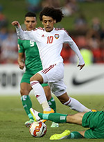 阿联酋3-2伊拉克
