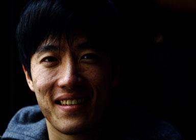 刘翔图片故事:争议的英雄