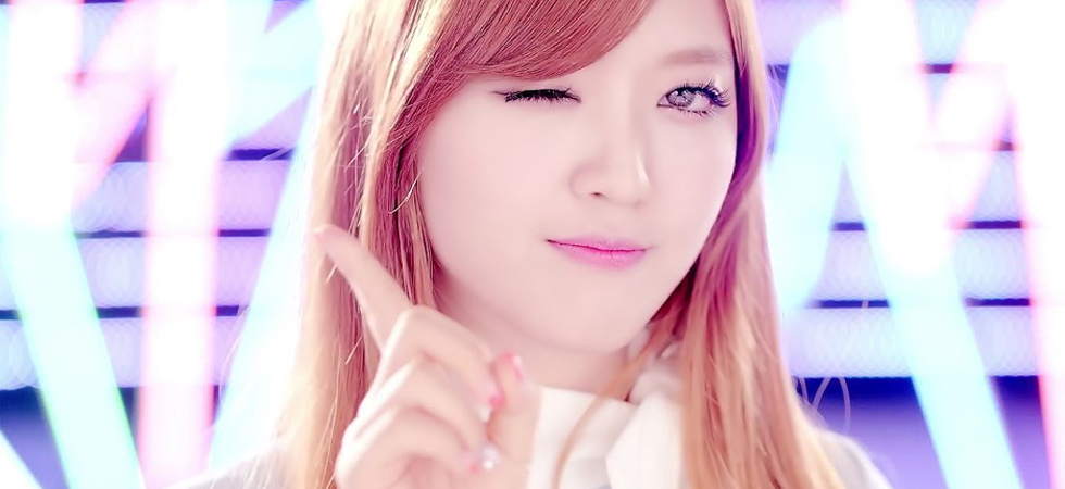 [k-story韩国之旅]AOA单曲《短发》苗条的澯美