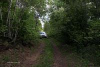 适合越野车穿越的道路