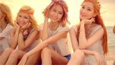 少女时代新歌《PARTY》MV 夏日海滩度假风