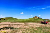 美丽的乌兰布统大草原