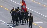 柬埔寨代表团方队