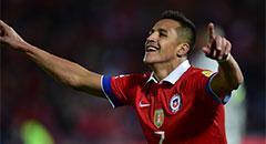 世预赛-智利2-0巴西 桑巴众将郁闷退场