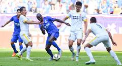 卡希尔梅开二度 申花3-0胜亚泰迎3轮首胜