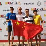 世界帆板锦标赛 陈佩娜夺冠