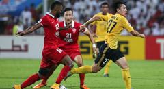 高拉特伤退 恒大首回合0-0客平十人阿赫利