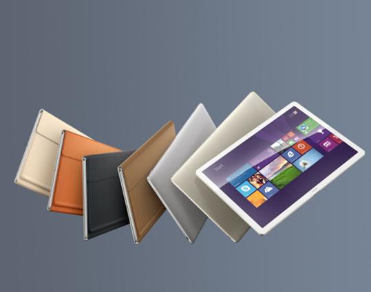 华为发布首款笔记本MateBook 售价699美元起
