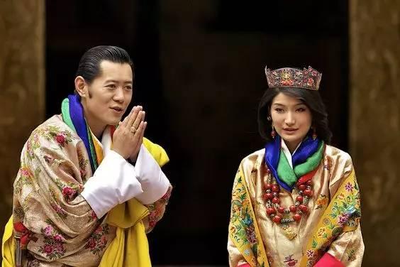 她7岁和王子情定终身,不丹王妃成长记