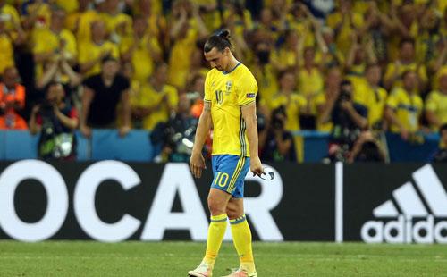 瑞典0-1比利时