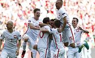 瑞士1-1(点球4-5)波兰