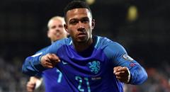 世预赛-荷兰3-1 德佩替补建功