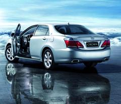 皇冠限时热销 部分车型优惠2万