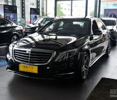 奔驰S级AMG优惠17.99万元 少量现车
