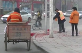 郑州环卫班30人千万身家