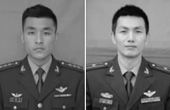 陆航某团2名飞行员牺牲