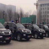 天津:30辆特警专用动中备勤车辆投入使用