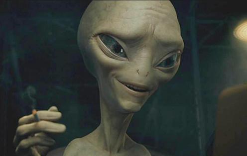 人类摄影中的UFO谍影
