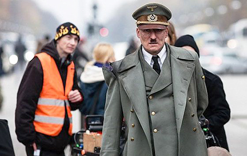 希特勒替身发动二战之谜