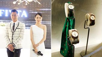 巴塞尔表展抢先知:佟丽娅同款腕表还能当丝巾使?
