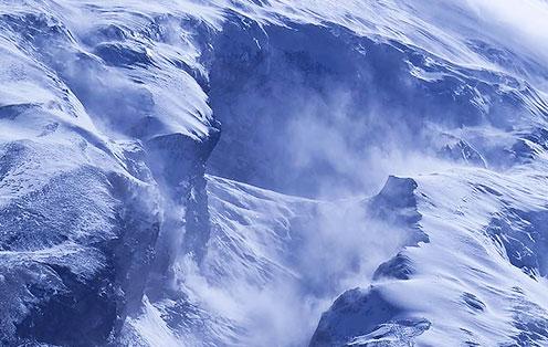 冰河世纪的中国五大秘境