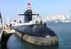 中国首艘核潜艇向公众开放