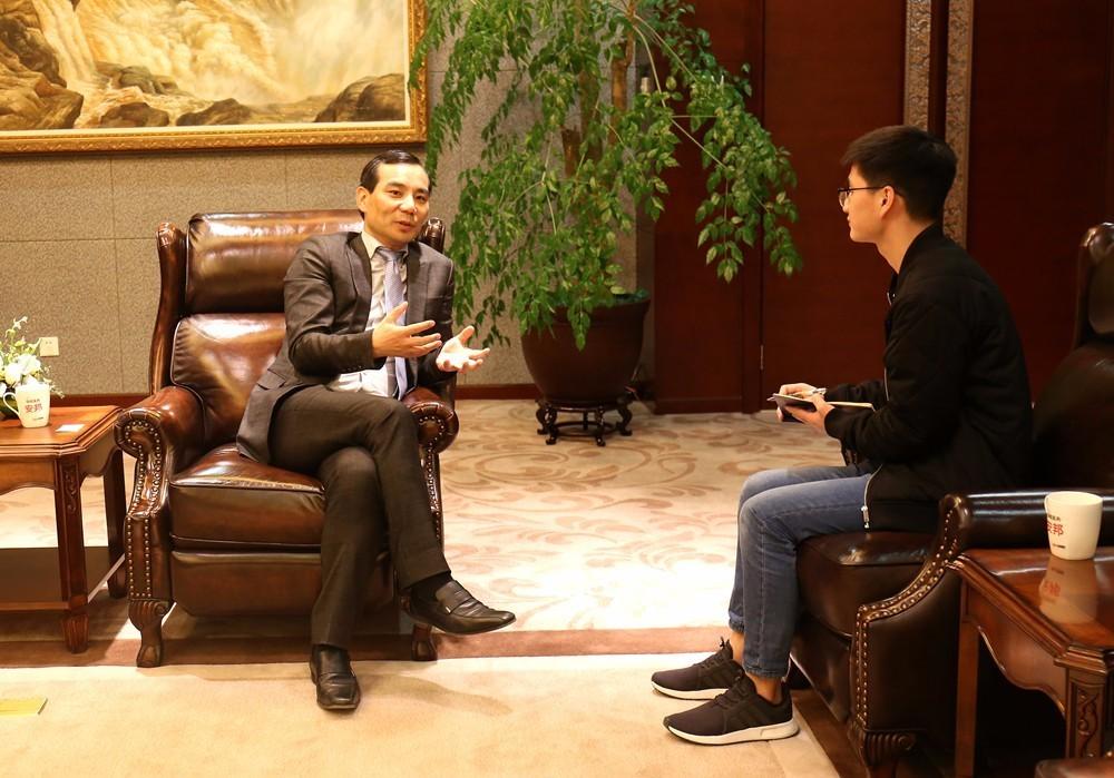 吴小晖:安邦2.0的战略重点是养老和医疗