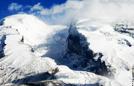 天山一号冰川消融加速