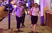 伦敦发生多起恐袭致2死