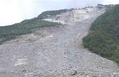 茂县灾区出现二次垮塌
