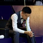 中国赛-丁俊晖0-5惨败