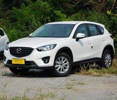 CX-5/ix35等日韩SUV最高降2.6万