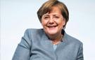 默克尔成功连任德国总理