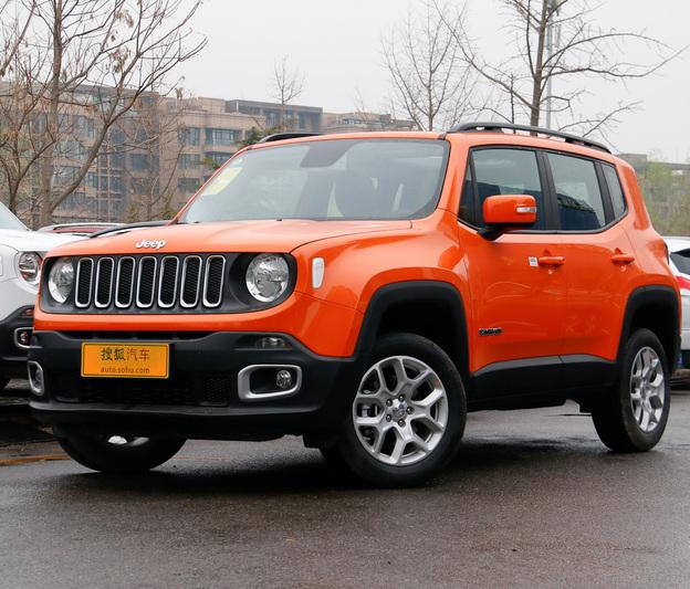 Jeep自由侠等小型suv优惠3.2万!