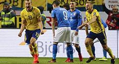 世预赛-意大利0-1 维拉蒂成背景