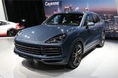 全新保时捷Cayenne